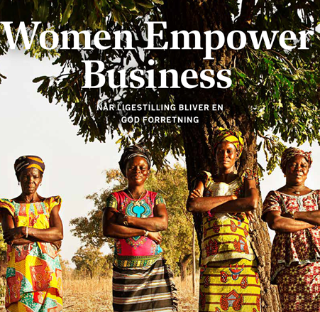 DI lancerer Women Empower Business fotobog
